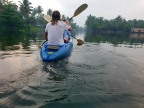 Kerala: beaches, backwaters and a backpack- 14 nights.